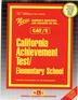 CALIFORNIA ACHIEVEMENT TEST - ELEMENTARY SCHOOL (CAT/E)