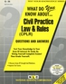 CIVIL PRACTICE LAW & RULES (CPLR)