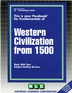 WESTERN CIVILIZATION FROM 1500