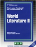 WORLD LITERATURE II