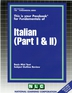 ITALIAN (Part I and II)