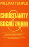 Christianity and Social Order