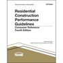 Residential Construction Performance Guidelines, Consumer Reference 10PK