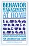 Behavior Management at Home
