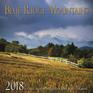 2018 Blue Ridge Mountains Scenic Wall Calendar