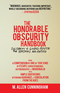 The Honorable Obscurity Handbook