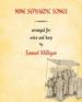 Nine Sephardic Songs