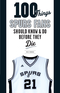 100 Things Spurs Fans Should Know and Do Before They Die Image