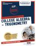 College Algebra – Trigonometry