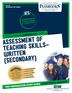 Assessment of Teaching Skills–Written (Secondary) (ATS-Ws)