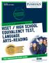 HiSET / High School Equivalency Test, Language Arts-Reading