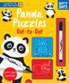 Panda Puzzles Dot-to-Dot