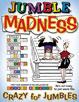 Jumble® Madness