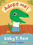 Adopt Me! Baby T. Rex