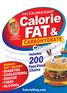 CalorieKing 2019 Larger Print Calorie, Fat & Carbohydrate Counter
