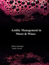 Acidity Management in Must and Wine