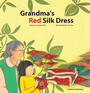 Grandma's Red Silk Dress