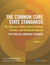 The Common Core State Standards for Literacy in History/Social Studies, Science, and Technical Subjects for English Language Learners