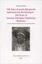 100 Jahre deutsch-athiopische diplomatische Beziehungen - 100 Years of German-Ethiopian Diplomatic Relations