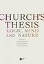 Church's Thesis