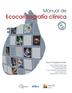 Manual de Ecocardiografia clinica