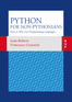 Python for non-Pythonians