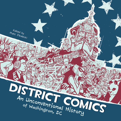 District ComicsDistrict Comics | Alt 1