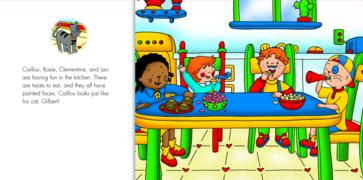 Caillou: My Book of Great AdventuresCaillou: My Book of Great Adventures | Alt 1