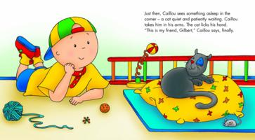 Caillou: The Day I Met GilbertCaillou: The Day I Met Gilbert | Alt 1