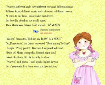 Princess Prissypants Goes to Spain | Independent Publishers