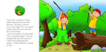 Caillou: My Book of Great AdventuresCaillou: My Book of Great Adventures | Alt 3
