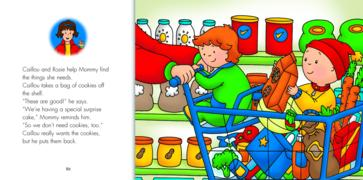 Caillou: My Book of Great AdventuresCaillou: My Book of Great Adventures   Alt 4
