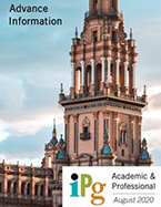 IPG Academic and Professional Publishing Advance Information