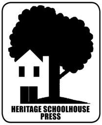 Heritage Schoolhouse Press